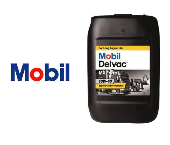 Mobil Delvac Xhp Ultra 5W 30